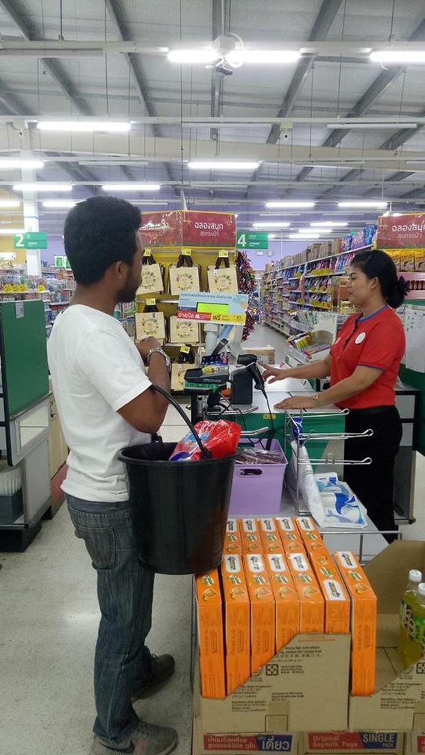 1001 cách shopping không túi nilon nhằm bảo vệ môi trường của người Thái - Ảnh 8.