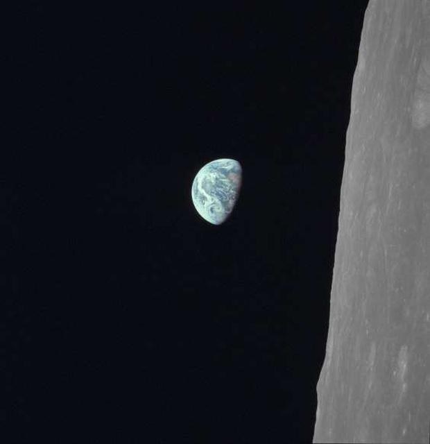 Trái Đất nhìn từ không gian qua những bức ảnh ấn tượng - Ảnh 9.