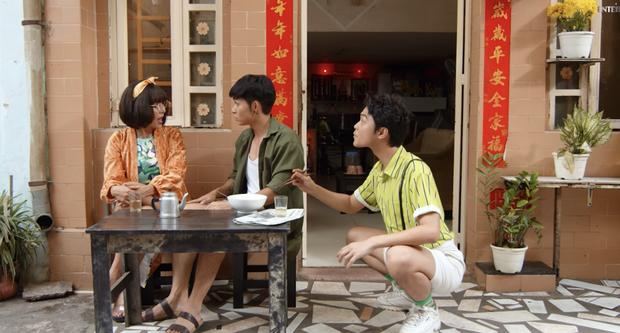 Review Nhà Trọ Có Quá Trời Phòng: Web drama duyên dáng nhất của Nam Thư, dàn cast máu mặt vừa nhìn đã choáng - Ảnh 4.