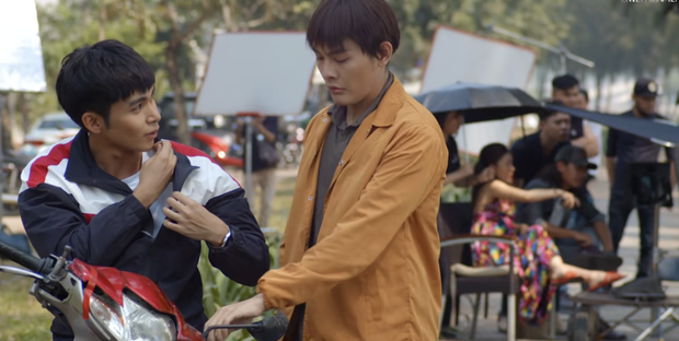 Review Nhà Trọ Có Quá Trời Phòng: Web drama duyên dáng nhất của Nam Thư, dàn cast máu mặt vừa nhìn đã choáng - Ảnh 5.