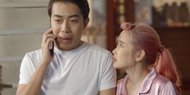 Review Nhà Trọ Có Quá Trời Phòng: Web drama duyên dáng nhất của Nam Thư, dàn cast máu mặt vừa nhìn đã choáng - Ảnh 6.