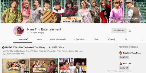 Đạt gần 3 triệu view, web drama mới của bà chủ trọ Nam Thư leo thẳng top 5 thịnh hành Youtube - Ảnh 3.