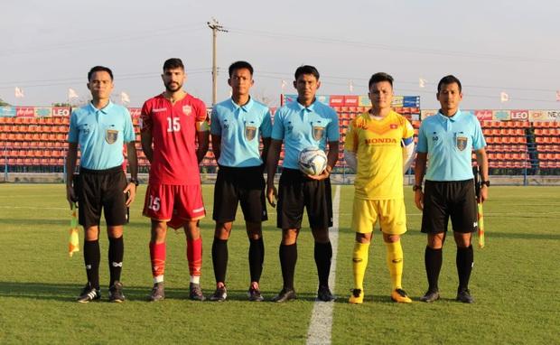 U23 Việt Nam nhận thất bại đầu tiên trong năm 2020 - Ảnh 3.