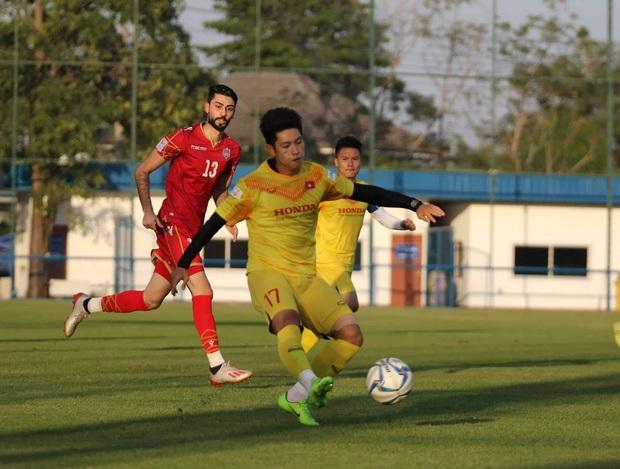 U23 Việt Nam nhận thất bại đầu tiên trong năm 2020 - Ảnh 7.