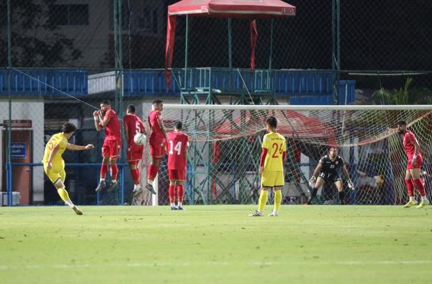 U23 Việt Nam nhận thất bại đầu tiên trong năm 2020 - Ảnh 6.