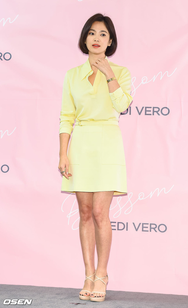 Chung 1 chiếc váy: Song Hye Kyo bạo gan cắt ngắn cho trẻ trung, Yoona lại ghi điểm ngọt ngào tuyệt đối - Ảnh 6.