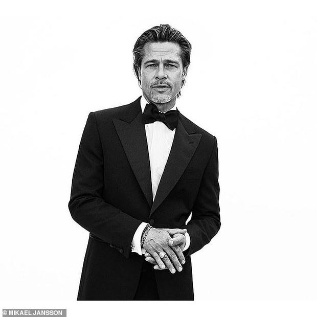 Khẳng định chỉ là bạn, Brad Pitt và Jennifer Aniston lại động thái ám muội trước màn tái ngộ huyền thoại - Ảnh 3.