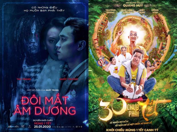 Nhìn lại chất lượng mùa phim Tết 2020: Thất bại vì cố nhét hamberger vào mâm cỗ người Việt, Gái Già thắng lớn vì gần gũi khán giả - Ảnh 8.