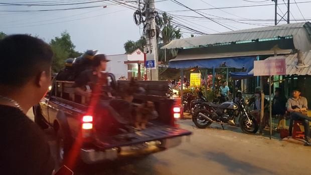 Nghi phạm nổ súng bắn chết 5 người ở Sài Gòn trốn sang Bình Dương? - Ảnh 7.