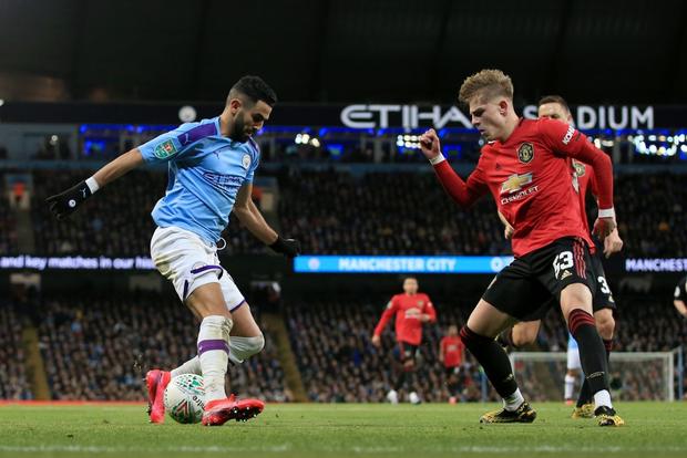 Tạo kỳ tích đánh bại Man City trên sân khách nhưng MU vẫn bị loại tức tưởi khỏi Cúp Liên đoàn Anh - Ảnh 1.