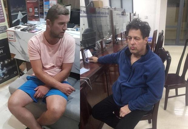 Đà Nẵng: Hỗ trợ 2 du khách nước ngoài đi lạc trở về khách sạn lưu trú - Ảnh 1.