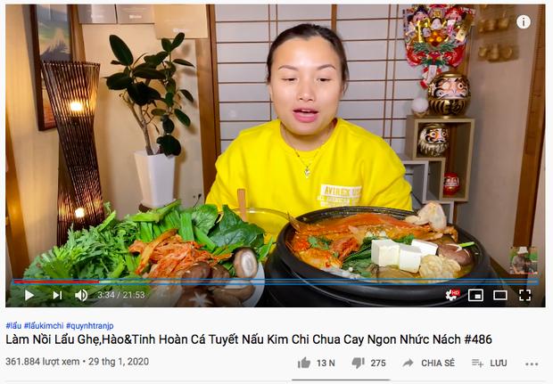 Chưa cần xem nội dung, một thay đổi nhỏ trong vlog mới của Quỳnh Trần JP đã khiến dân tình bừng tỉnh: Chính thức hết Tết! - Ảnh 2.