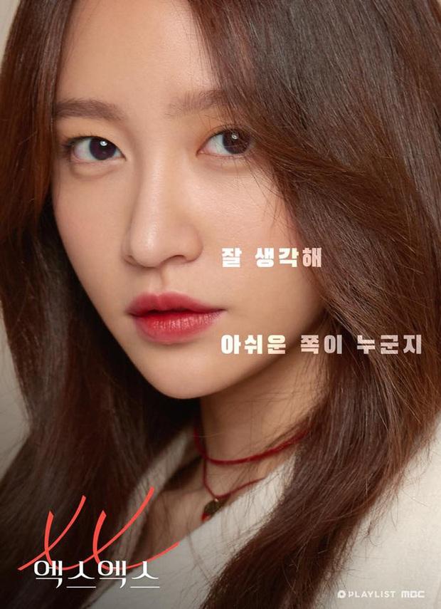 Review XX - phim đầu tay của Hani (EXID): Đậm đà mùi bách hợp, dàn cast non tay nhưng có đỏ có thơm - Ảnh 5.