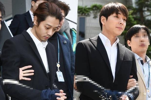 Tin nóng đầu năm: Seungri chính thức bị truy tố vì 3 tội danh hình sự, Choi Jong Hoon thêm tội sau khi nhận 5 năm tù - Ảnh 2.