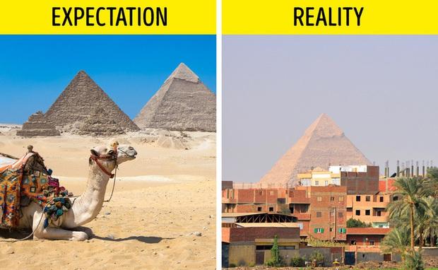 Những cảnh tượng trái ngược khi đi du lịch khiến du khách cảm thấy chẳng khác nào bị… phản bội, xin đừng tin ảnh trên mạng làm gì! (Phần 2) - Ảnh 2.