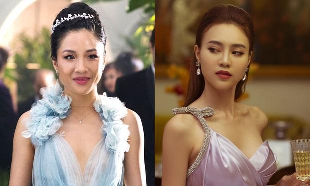 Gần 90% khán giả khẳng định Gái Già Lắm Chiêu 3 là chị em sinh đôi với Crazy Rich Asians? - Ảnh 1.