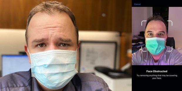 Virus Corona khiến Face ID trở nên vô dụng, tất cả chỉ vì một lý do dở khóc dở cười - Ảnh 1.
