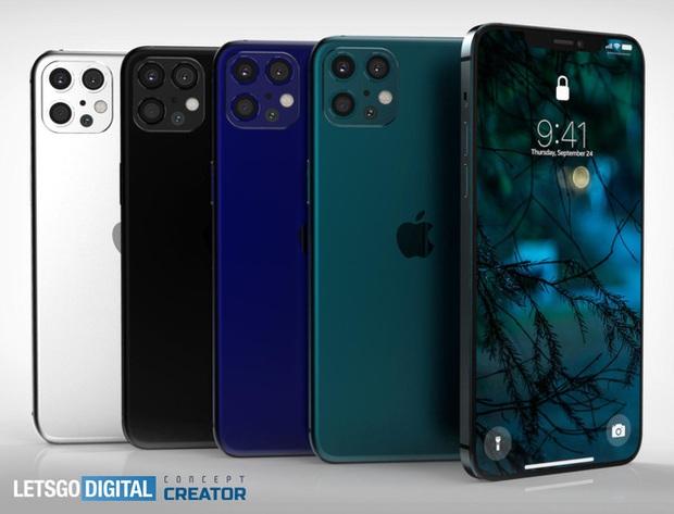 Năm nay sẽ có iPhone 12 Mini, nằm trong tổng cộng 4 phiên bản được Apple trình làng - Ảnh 1.