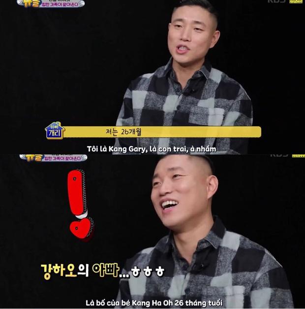 Con trai Kang Gary trên show thực tế: Không những thông minh, đáng yêu mà còn vô cùng lễ phép - Ảnh 2.