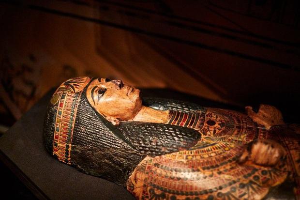 Các nhà khoa học vừa đánh thức giọng nói của một xác ướp Ai Cập 3.000 năm tuổi - Ảnh 1.