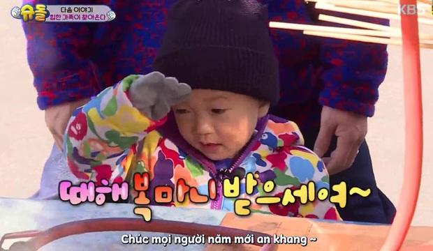 Con trai Kang Gary trên show thực tế: Không những thông minh, đáng yêu mà còn vô cùng lễ phép - Ảnh 6.