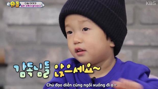 Con trai Kang Gary trên show thực tế: Không những thông minh, đáng yêu mà còn vô cùng lễ phép - Ảnh 7.