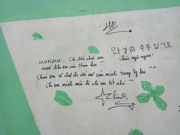 Viết dòng chữ Tiffany to đùng ở trên tường, Sơn Tùng M-TP thần tượng SNSD từ... 10 năm trước? - Ảnh 4.