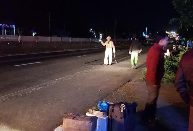 Hà Tĩnh: Tài xế lái ô tô gây tai nạn chết người rồi bỏ trốn - Ảnh 1.