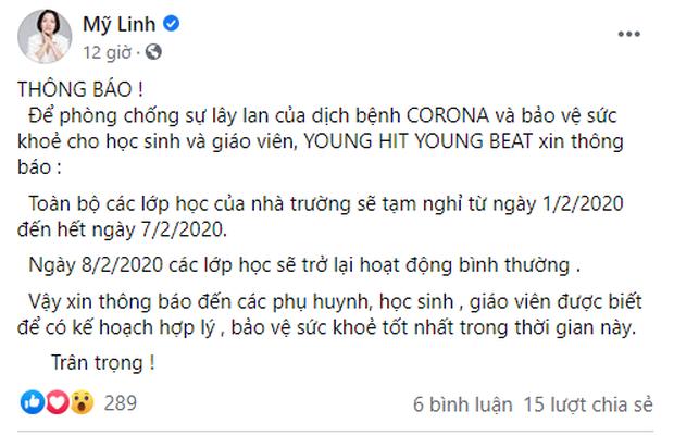 Bích Phương livestream khẩn hoãn bán vé concert vì Corona, K-ICM hủy luôn fan meeting, Erik và Suni Hạ Linh đồng loạt hoãn show - Ảnh 1.