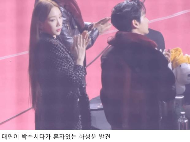 Ha Sung Woon ngồi một mình giữa bàn toàn mây, may mà có Taeyeon và Eunhyuk giải cứu thành công với hành động ấm áp gây bão netizen - Ảnh 2.