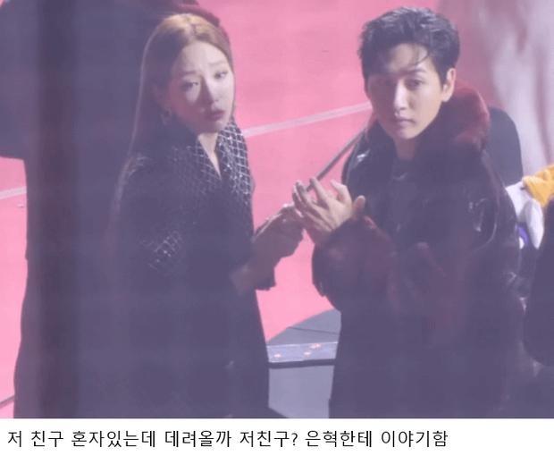 Ha Sung Woon ngồi một mình giữa bàn toàn mây, may mà có Taeyeon và Eunhyuk giải cứu thành công với hành động ấm áp gây bão netizen - Ảnh 3.