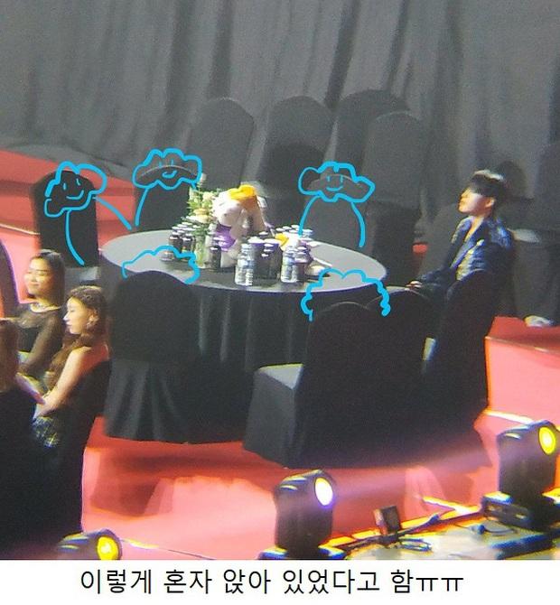 Ha Sung Woon ngồi một mình giữa bàn toàn mây, may mà có Taeyeon và Eunhyuk giải cứu thành công với hành động ấm áp gây bão netizen - Ảnh 1.