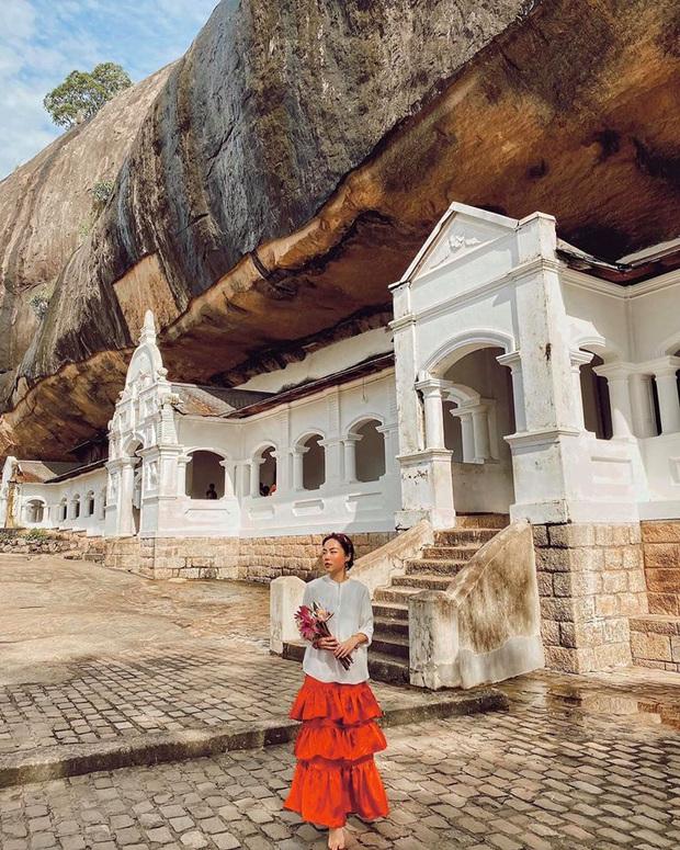 """Hành trình 6 ngày đi hết Sri Lanka của hot travel blogger Hà Trúc, chuyến đi cô nàng tự nhận là """"sóng gió"""" theo đúng nghĩa đen - Ảnh 2."""