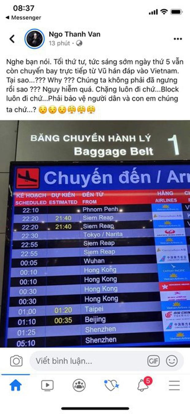 Sở TT&TT sẽ làm việc với Cát Phượng, Ngô Thanh Vân và nhiều sao Việt khi đưa tin sai về đại dịch Corona - Ảnh 3.