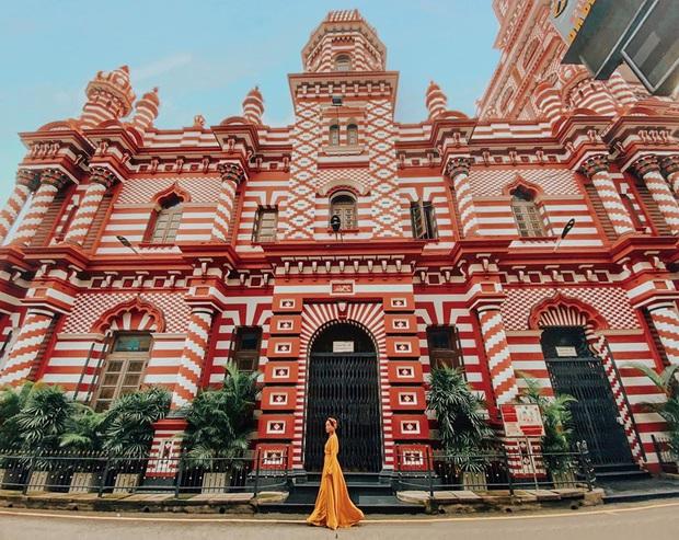 """Hành trình 6 ngày đi hết Sri Lanka của hot travel blogger Hà Trúc, chuyến đi cô nàng tự nhận là """"sóng gió"""" theo đúng nghĩa đen - Ảnh 1."""