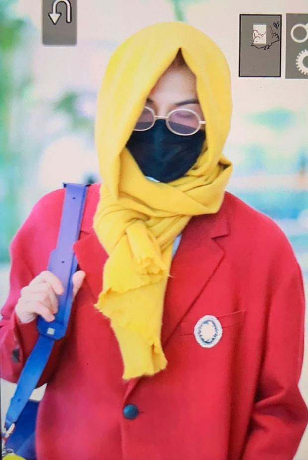 WINNER đến Việt Nam giữa đại dịch cúm Corona: Bịt kỹ bí thở, đặt chân xuống sân bay Sài Gòn vẫn kín mít vì fan quá đông - Ảnh 10.