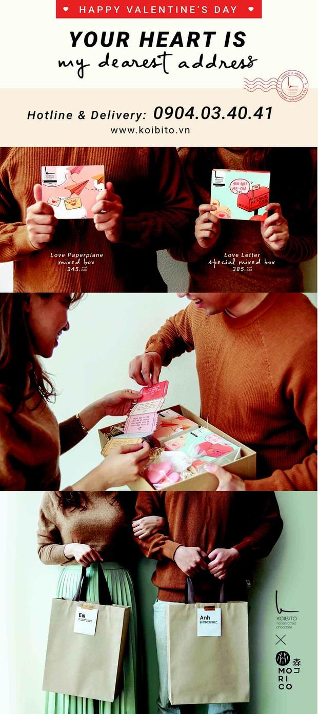 """Ý tưởng quà Valentine ngọt lịm dẫn lối bao trái tim tìm về đúng """"nhà"""" - Ảnh 10."""