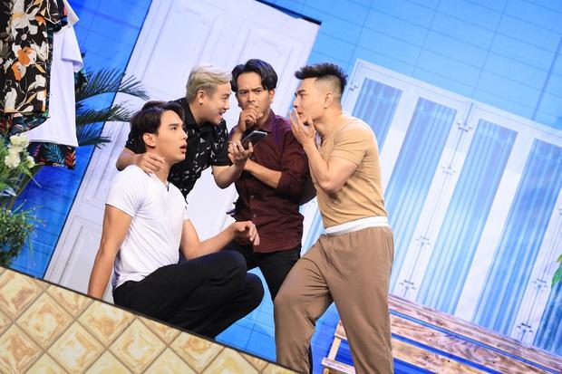 Puka, Khả Như bị ép ăn cả trái chanh trên sân khấu Tết - Ảnh 8.