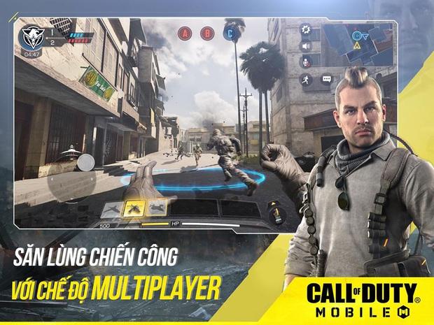 Call of Duty Mobile sắp phát hành chính thức ở Việt Nam và đây sẽ là những chế độ chơi hấp dẫn khiến game thủ phải mê mẩn - Ảnh 3.