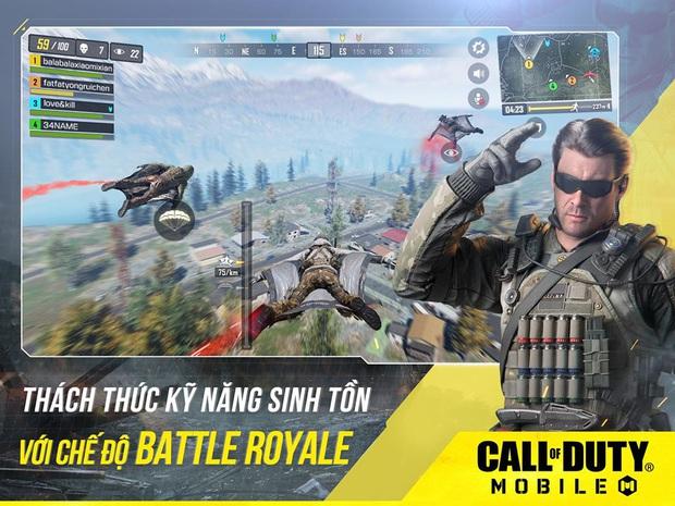Call of Duty Mobile sắp phát hành chính thức ở Việt Nam và đây sẽ là những chế độ chơi hấp dẫn khiến game thủ phải mê mẩn - Ảnh 4.