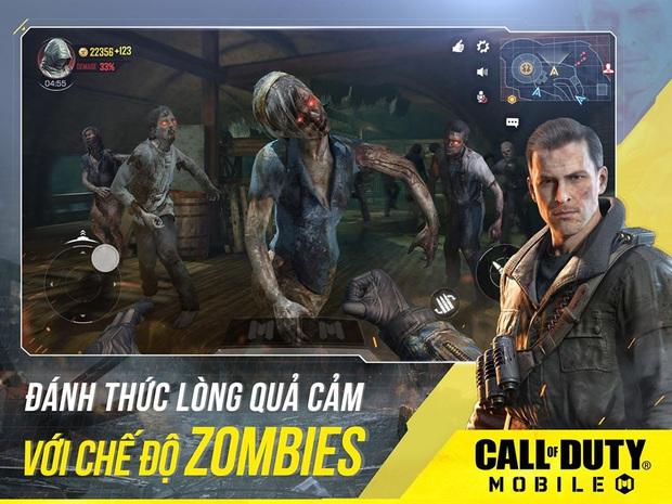 Call of Duty Mobile sắp phát hành chính thức ở Việt Nam và đây sẽ là những chế độ chơi hấp dẫn khiến game thủ phải mê mẩn - Ảnh 5.