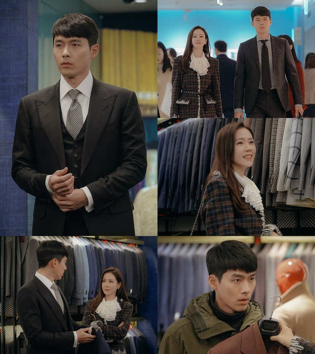 """Watching Hyun Bin wearing a suit in """"Crash Landing on You"""", the audience sobbed"""