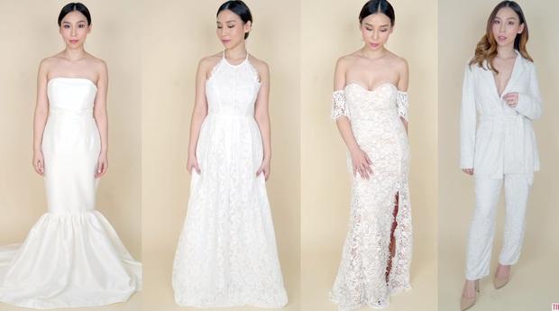 Đặt mua 3 chiếc váy cưới giá rẻ của ASOS, cô nàng này khá thất vọng với chiếc váy đắt nhất  - Ảnh 11.