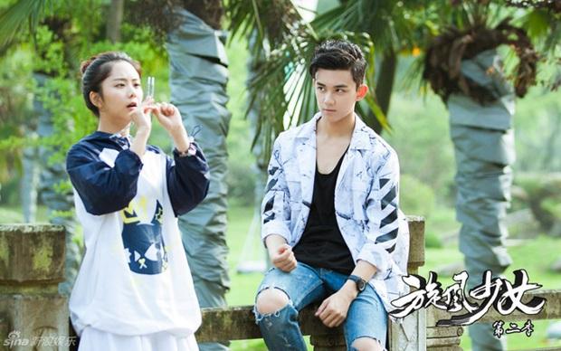 Vựa thính Hoa Ngữ gọi tên Đàm Tùng Vận: Hốt sạch trai đẹp từ Lưu Hạo Nhiên đến Tống Uy Long đều từng là bạn trai cũ - Ảnh 13.