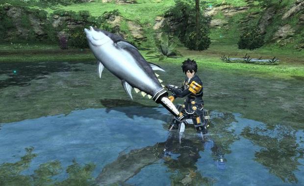 Trời ơi tin được không, đây chính là những loại vũ khí lạ lùng nhất chỉ có trong các trò chơi điện tử - Ảnh 4.
