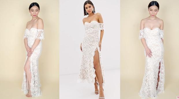 Đặt mua 3 chiếc váy cưới giá rẻ của ASOS, cô nàng này khá thất vọng với chiếc váy đắt nhất  - Ảnh 8.