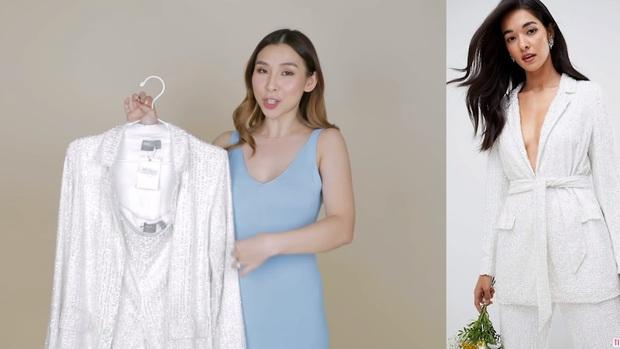 Đặt mua 3 chiếc váy cưới giá rẻ của ASOS, cô nàng này khá thất vọng với chiếc váy đắt nhất  - Ảnh 9.