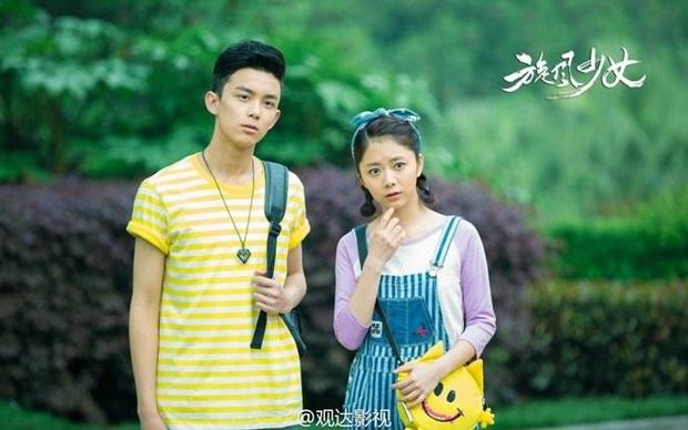 Vựa thính Hoa Ngữ gọi tên Đàm Tùng Vận: Hốt sạch trai đẹp từ Lưu Hạo Nhiên đến Tống Uy Long đều từng là bạn trai cũ - Ảnh 12.