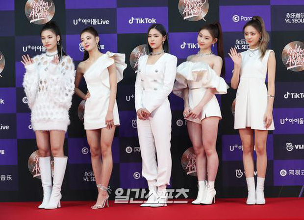 Siêu thảm đỏ Grammy Hàn: Momo lấn át mỹ nhân đẹp nhất thế giới, ác nữ nổi bần bật bên ITZY, MAMAMOO và quân đoàn idol - Ảnh 17.