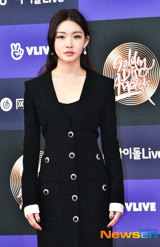 Siêu thảm đỏ Grammy Hàn: Momo lấn át mỹ nhân đẹp nhất thế giới, ác nữ nổi bần bật bên ITZY, MAMAMOO và quân đoàn idol - Ảnh 25.